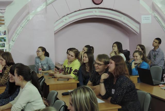 Неделя почвоведения в Пермской ГСХА